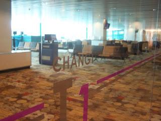 changi, T2 Lounge