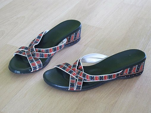 the sandals type